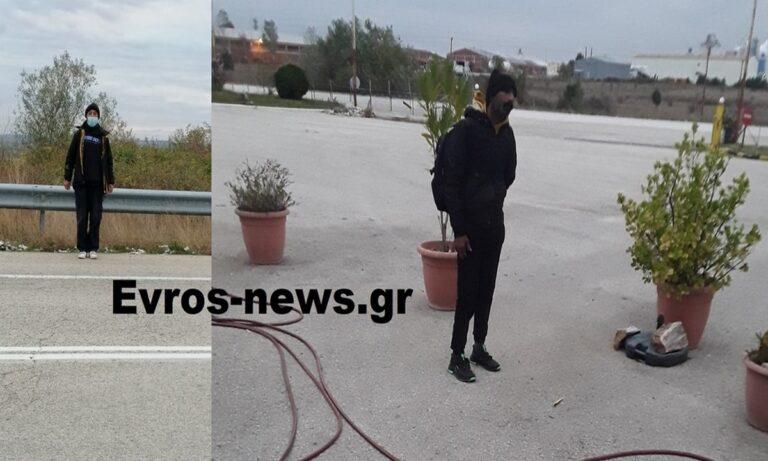Λαθρομετανάστες κόβουν βόλτες ανενόχλητοι σε βόρειο και νότιο Έβρο καθημερινά (pics)