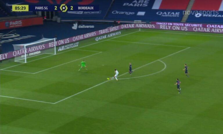 Ligue 1: Τέσσερις ομάδες στο -2 από την Παρί Σεν Ζερμέν