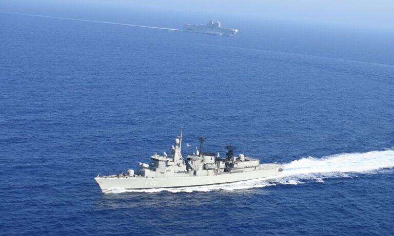 Ελληνοτουρκικά – Μύκονος: Το Πολεμικό Ναυτικό δεν εφησυχάζει! (vids)