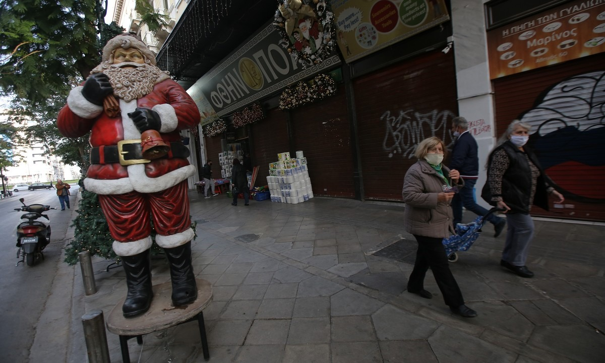 Lockdown: Παράταση μέχρι 21 Δεκεμβρίου θέλει ο Σύψας