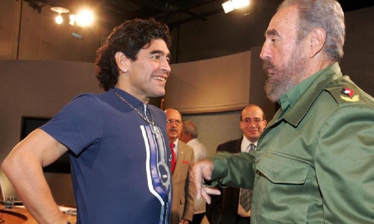 Ντιέγκο Μαραντόνα: «Έφυγε» ίδια μέρα με τον φίλο του Φιντέλ Κάστρο και τον τεράστιο Τζορτζ Μπεστ