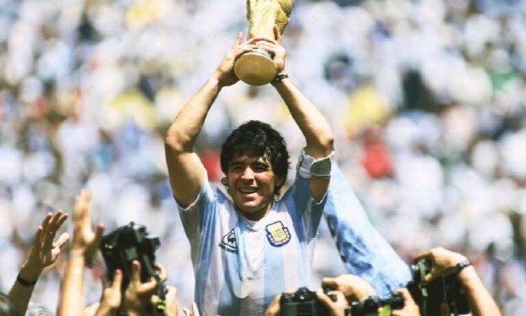 Μαραντόνα: Το ERTFLIX μας θυμίζει τον θρύλο του παγκοσμίου ποδοσφαίρου με ένα εξαιρετικό αφιέρωμα