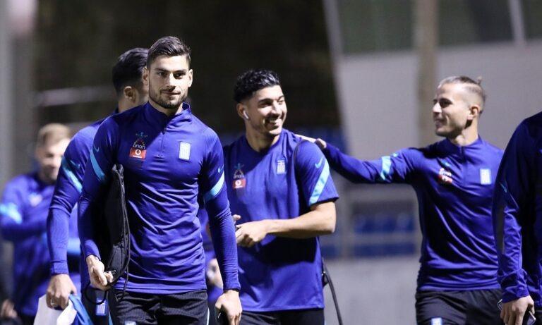 Εθνική Ελλάδας: Αποχώρησε τραυματίας ο Μασούρας – Απών ο Κυριακόπουλος