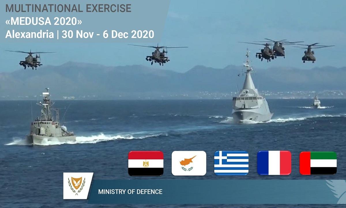 Λύσσαξαν οι Τούρκοι: «Επιθετικές κινήσεις από την συμμορία των πέντε στη Μεσόγειο»