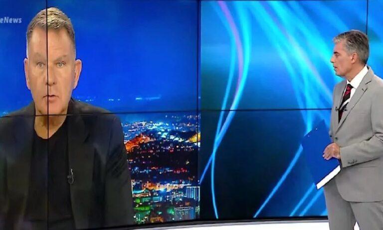 Κούγιας στο Mega: «Καταζητείται Ελληνοαυστραλός υπήκοος – Αυτός είχε οργανώσει το πάρτι»