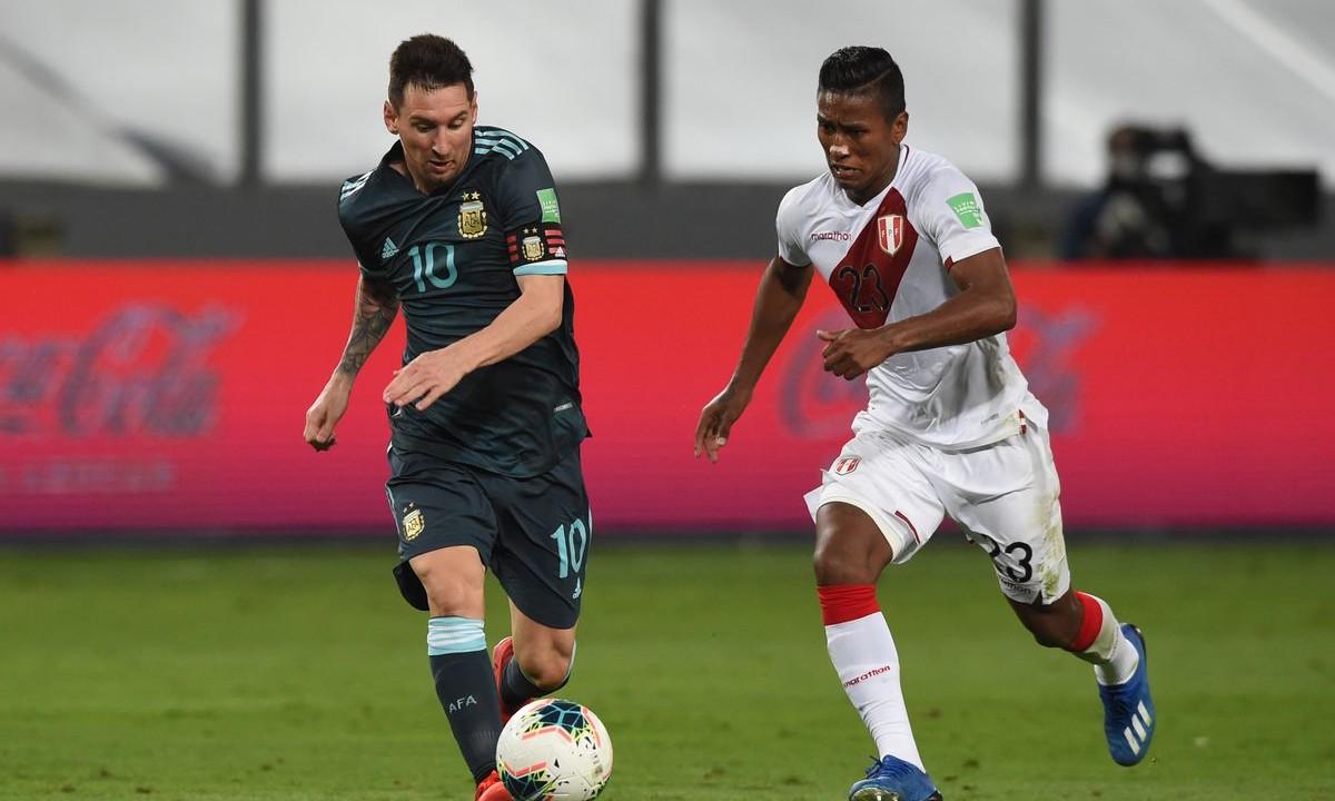 Περού – Αργεντινή 0-2: «Καθάρισε» σε 28 λεπτά (vid)