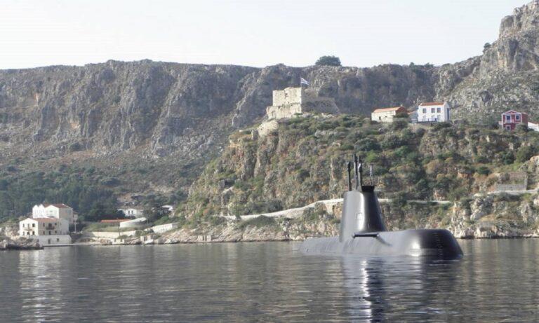 Ελληνικά υποβρύχια: Ποια αόρατα 214 εδώ τα 209 που δεν είναι στελθ έχασαν οι Τούρκοι