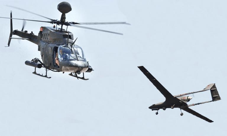 Ελληνοτουρκικά: Τα OH-58D Kiowa στο κυνήγι των Bayraktar!