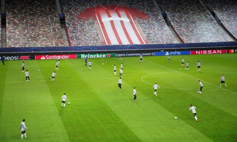 Μεγάλο ευρωπαϊκό παιχνίδι απόψε για τον Ολυμπιακό