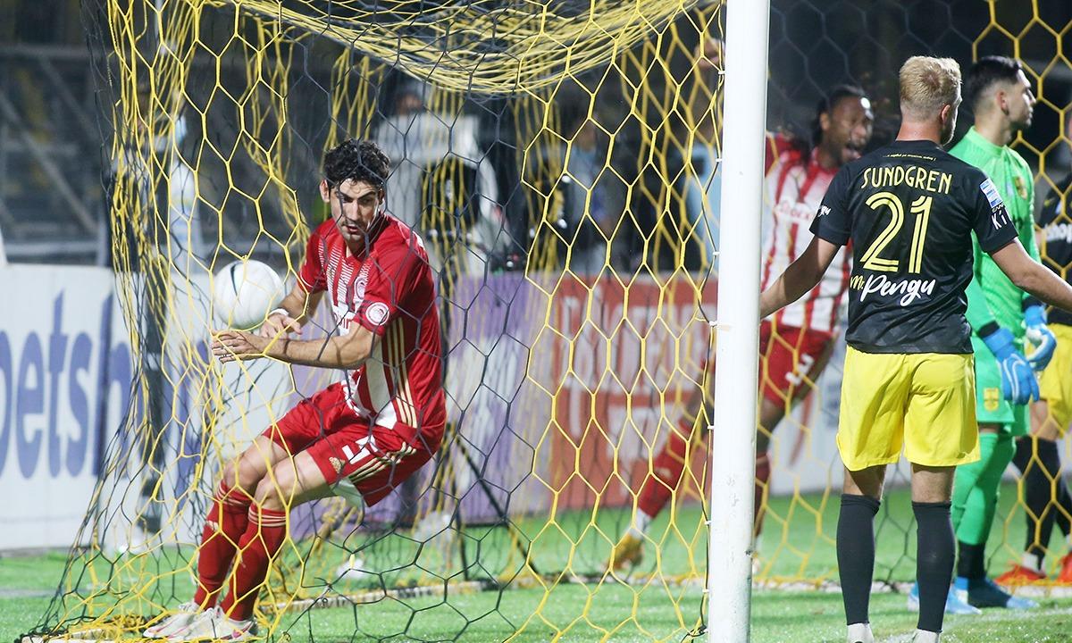 Μπουχαλάκης: Δεν χρειαζόταν κανένα γκολ για απαντήσεις…