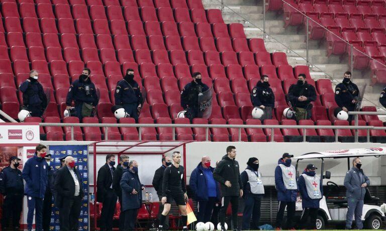 Παναθηναϊκός: «Οπαδοί των γηπεδούχων έβριζαν τον προπονητή μας υπό την ανοχή της Αστυνομίας»