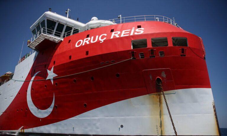 Ελληνοτουρκικά: Νέα NAVTEX της Άγκυρας για το Oruc Reis!