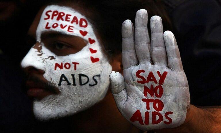 1 Δεκεμβρίου: Παγκόσμια Ημέρα κατά του AIDS