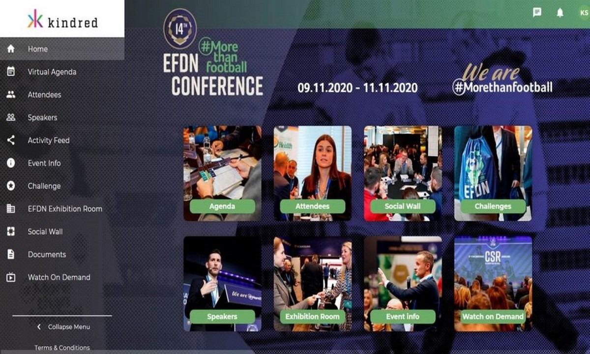 Παναθηναϊκός: Ξανά στο συνέδριο του EFDN