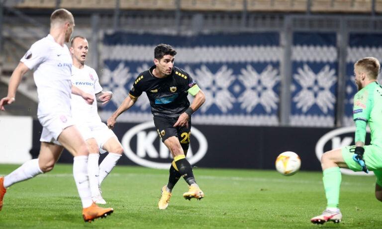 Μάνταλος: Υποψήφιος για το γκολ της αγωνιστικής στο Europa League! (vid)