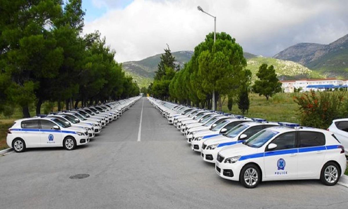 Tα 370 νέα Peugeot 308 στην ελληνική Αστυνομία έκαναν χαμό στο Twitter