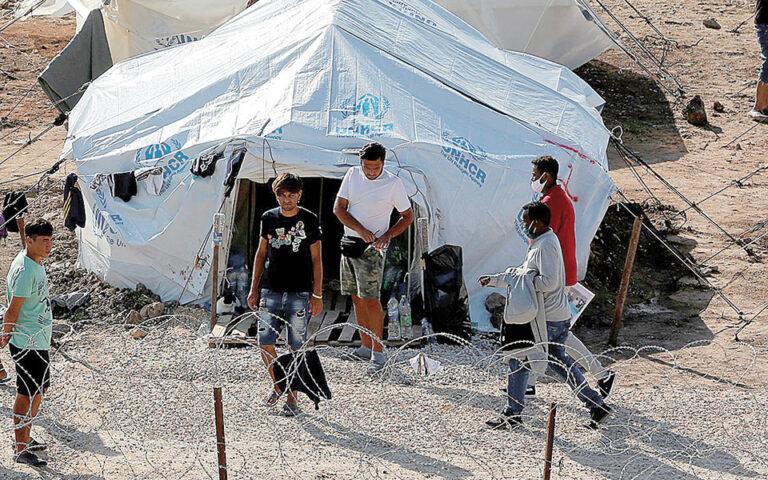 Παραμένουν στη δομή ΠΙΚΠΑ οι μετανάστες