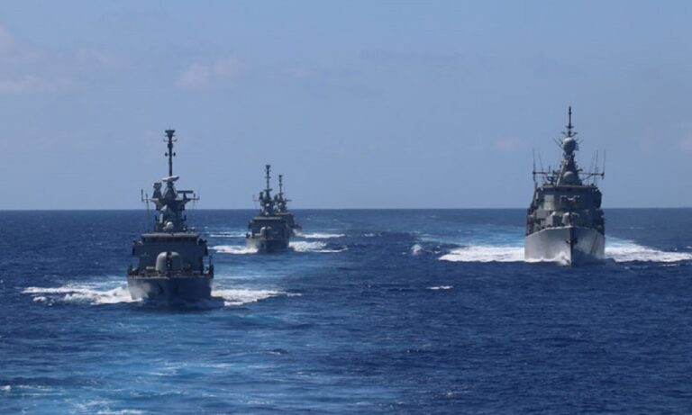 Πολεμικό Ναυτικό: Βγήκαν στόλος και υποβρύχια στο Αιγαίο και την Α. Μεσόγειο – Μήνυμα στην Άγκυρα