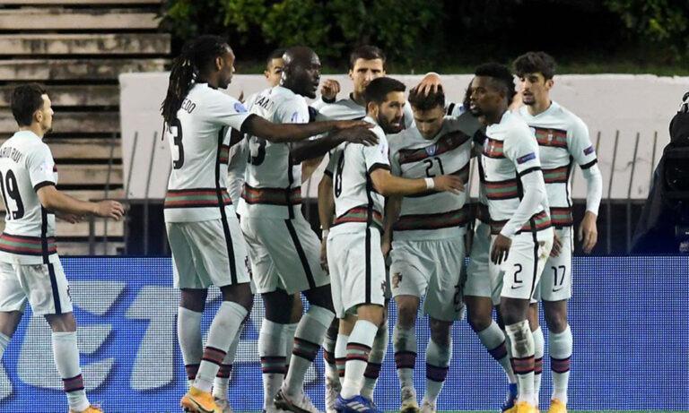 Nations League: Ασίστ ο Σεμέδο στη νίκη της Πορτογαλίας (vids)