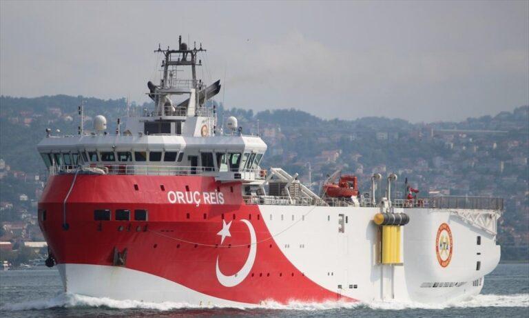 Oruc Reis: Η Τουρκία «πνίγει» το Καστελόριζο – Σχέδιο να το αποκόψει από τα άλλα νησιά!