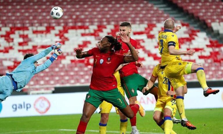 Σεμέδο: Βασικός σε όλο το ματς της Πορτογαλίας (vid)