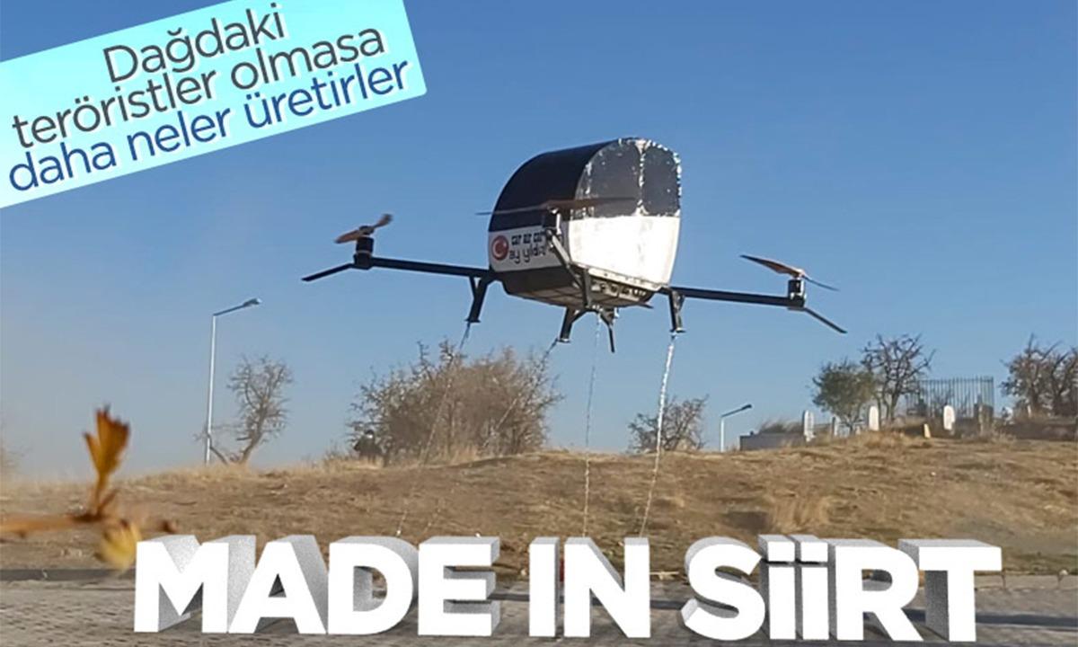 Τουρκία: Έκαναν drone που πετά με μοτέρ πλυντηρίου – Πανηγυρίζουν