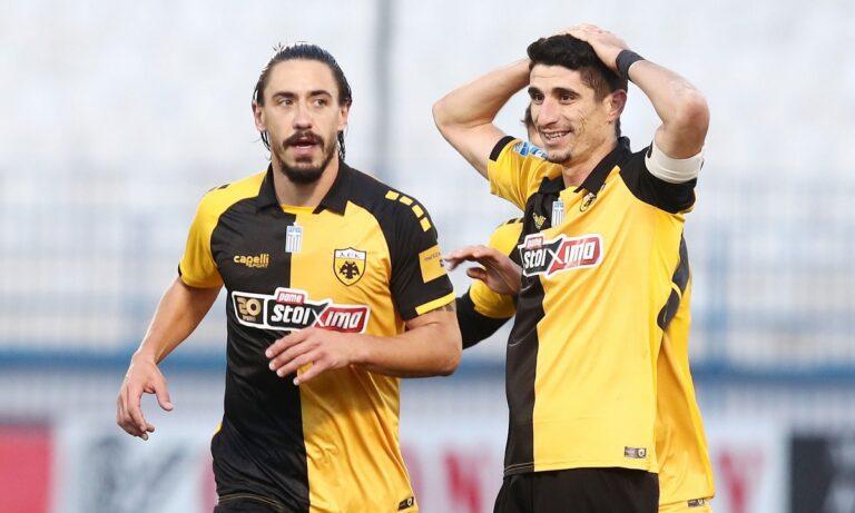 ΑΕΚ – ΑΕΛ 4-1: Γκολάρες για highlight στη Ριζούπολη! (vids)
