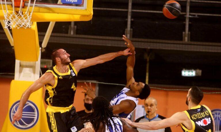 Σλαφτσάκης στο Sportime: «Η σκληρή αμφισβήτηση που δεχτήκαμε, μας έδωσε παραπάνω κίνητρο»