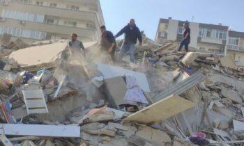 Σεισμός-Τουρκία: Στους 76 οι νεκροί και 962 οι τραυματίες