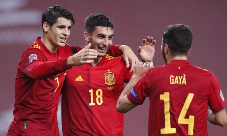 Ισπανία – Γερμανία 6-0: Ιστορική 6άρα των «Φούριας Ρόχας»! (vid)