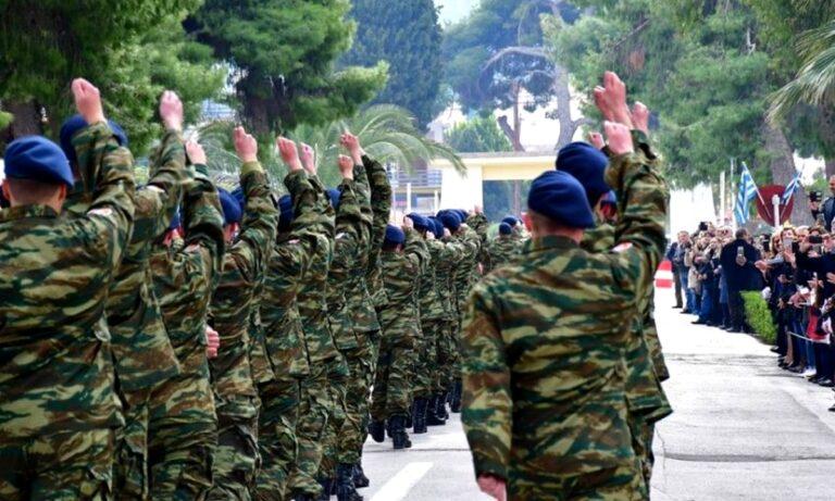 Στρατιωτική θητεία: Νεοσύλλεκτοι «πλημμύρισαν» τα στρατόπεδα – Θέλουν να γλιτώσουν το 12μηνο