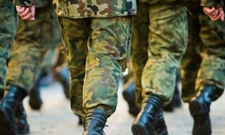 Στρατιωτική θητεία: Τι αλλάζει στην κατάταξη λόγω κορονοϊού