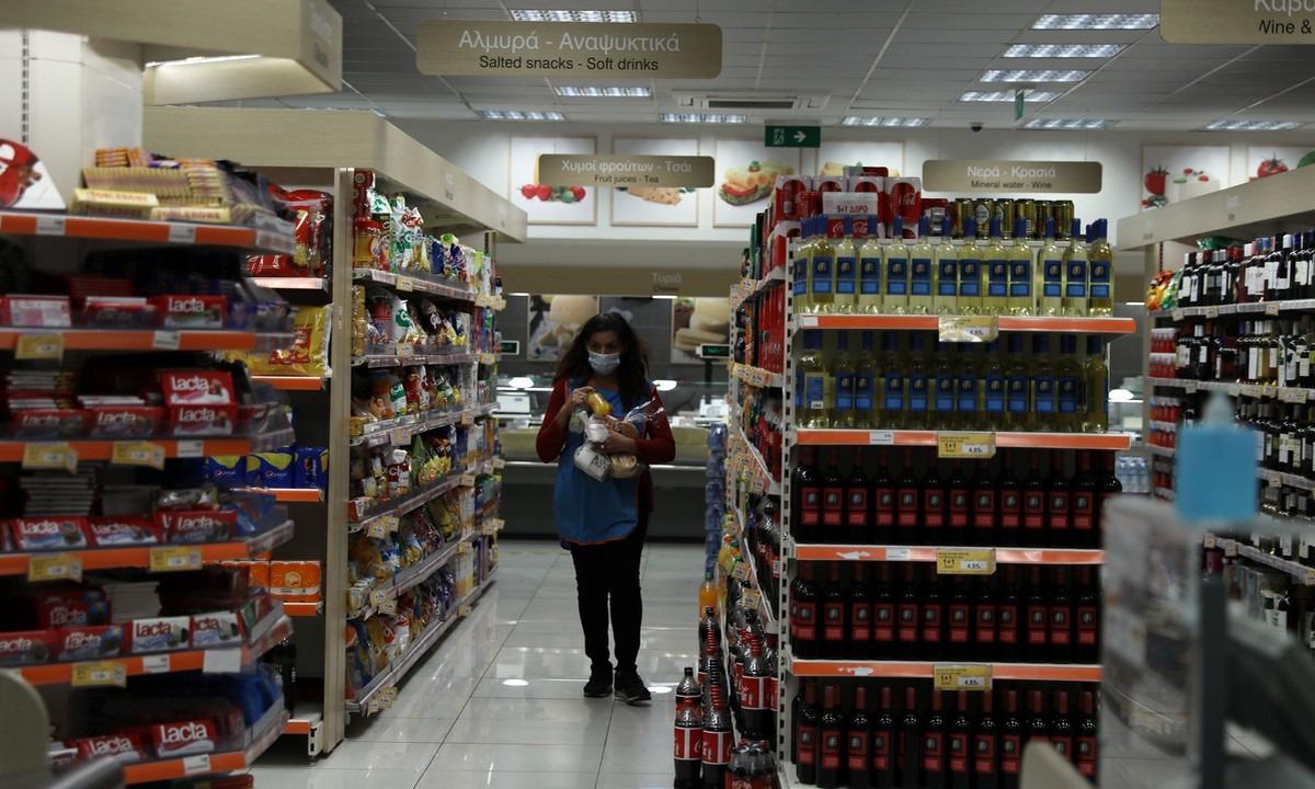 Κορονοϊός: Το ποσοστό κρουσμάτων που είχε πάει σούπερ μάρκετ – Ποιος χώρος έρχεται δεύτερος