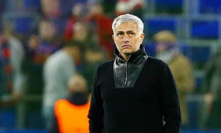 Μουρίνιο: Έφαγε «καμπάνα» από την UEFA