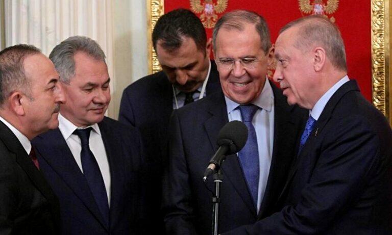 Ελληνοτουρκικά: Ξαφνική επίθεση Τούρκων σε Ρωσία – «Η Μόσχα έδωσε μυστική στήριξη στη Ελλάδα»