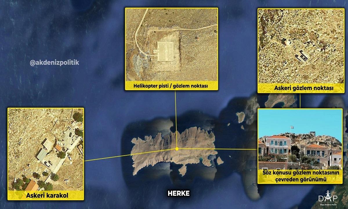 Η Τουρκία στοχοποιεί ελληνικά νησιά και στρατιωτικές βάσεις – Δημιουργούν κλίμα σύγκρουσης
