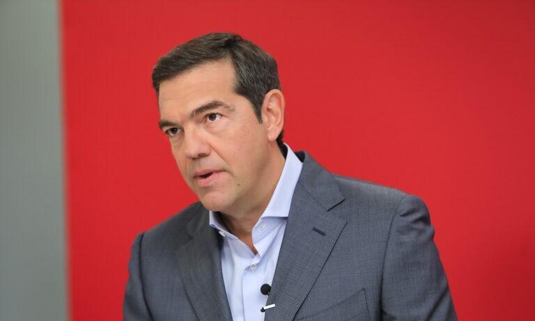 Αλ. Τσίπρας: «Ο κ. Μητσοτάκης βάζει λουκέτο για να περιορίσει τη ζημιά που προκάλεσε»