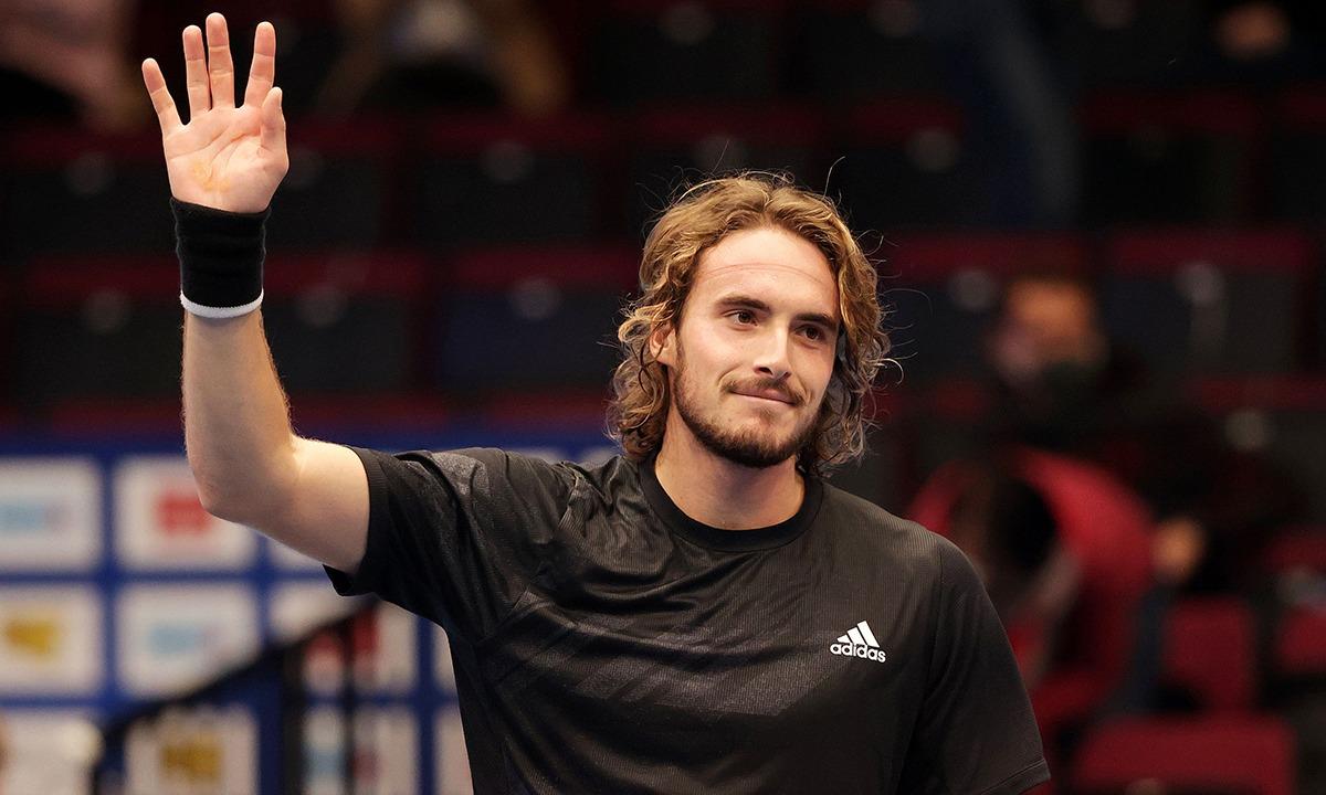 Τσιτσιπάς: «Μάχη με Ναδάλ, θα πονέσω, θα υποφέρω, να παίξω το καλύτερό μου τένις»