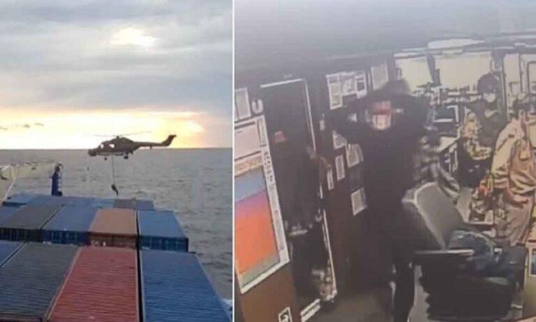 Τούρκοι: Παρολίγο θερμό επεισόδιο στα ανοιχτά της Λιβύης όταν Γερμανοί κομάντος έκαναν έρευνα για όπλα σε τουρκικό πλοίο που κατευθύνονταν στην Μισράτα.