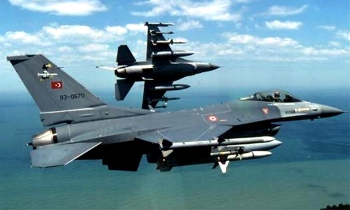 Ελληνοτουρκικά: F-16 των Τούρκων πάνω από το Αγαθονήσι