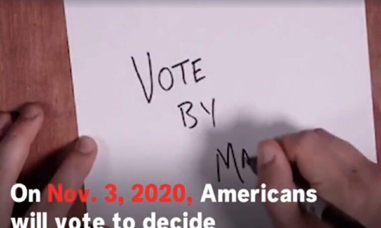 Aμερικανικές εκλογές 2020: Ο Αμερικανός πρόεδρος Ντόναλντ Τραμπ κατέκτησε συνολικό προβάδισμα 6 ψήφων έναντι του Τζο Μπάιντεν.