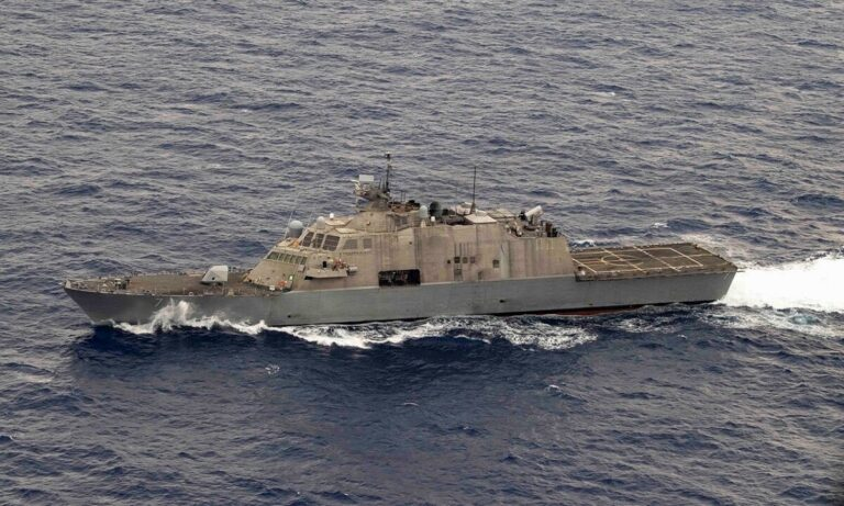 Αμερικανικές φρεγάτες: Πάλι χάλασε αμερικανικο πολεμικό πλοιο μόλις 4 ετων – Μπλέξαμε