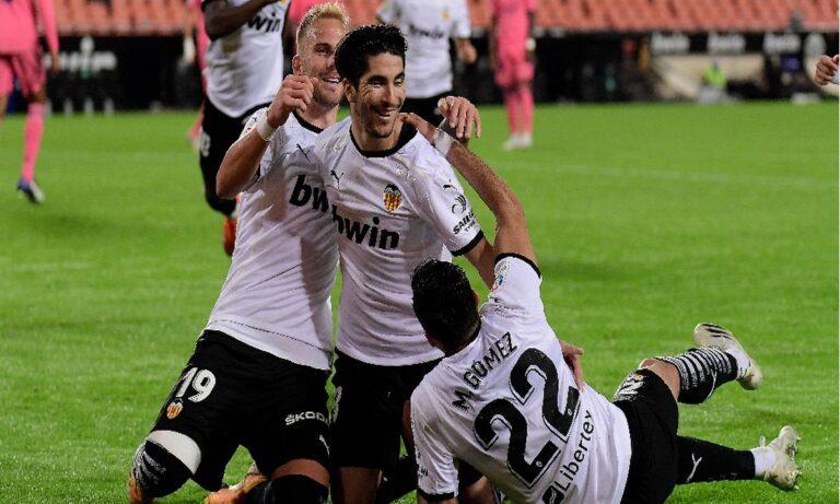 Βαλένθια – Ρεάλ Μαδρίτης 4-1: Τέσσερα γκολ με 3/4 πέναλτι! (vid)