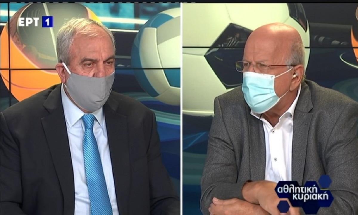 Βαρούχας για το ΠΑΟΚ – ΠΑΣ Γιάννινα: «Σωστό το γκολ του Ελ Καντουρί – Λάθος η κόκκινη»