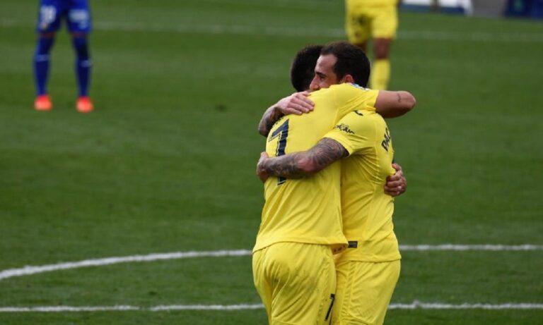 Primera Division: Συνεχίζει την «κούρσα» τίτλου η Βιγιαρεάλ! (vid)