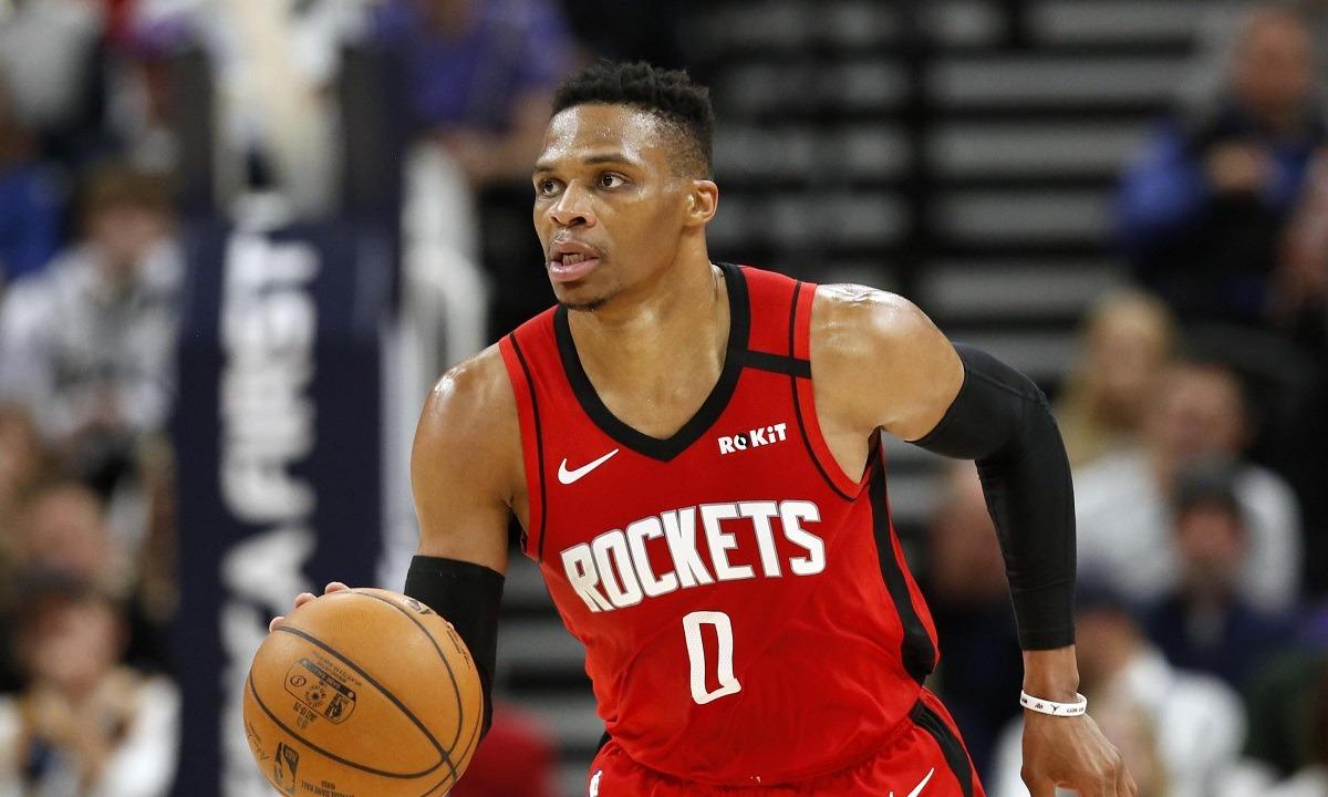NBA: Σοκ στο Χιούστον – Ζήτησε ανταλλαγή ο Γουέστμπρουκ (pic)