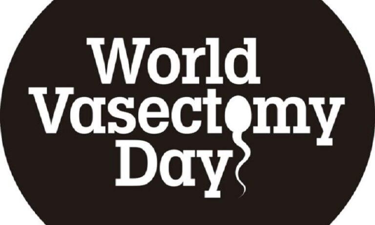 16 Νοεμβρίου: Παγκόσμια Ημέρα Αγγειεκτομής