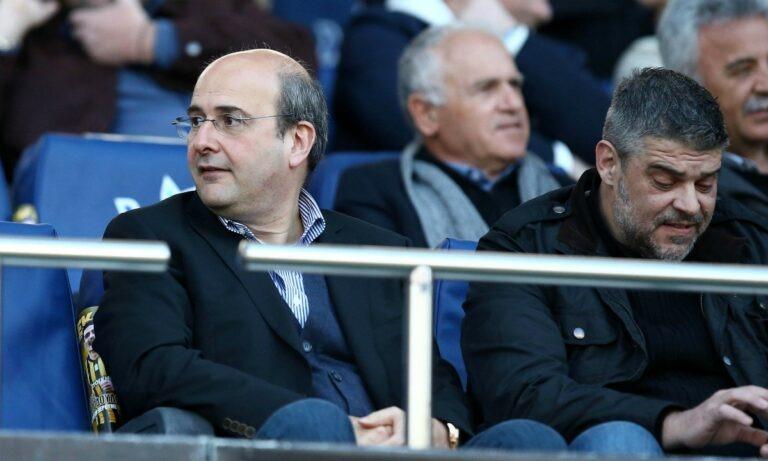 ΑΕΚ: Προβληματισμός για την στάση Χατζηδάκη για το νέο γήπεδο