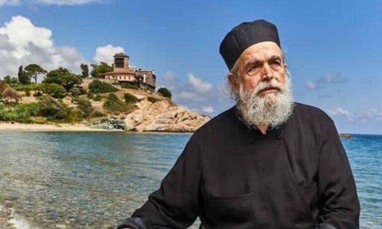 Άγιο Όρος: «Έφυγε» ο Γέροντας Επιφάνιος Μυλοποταμινός