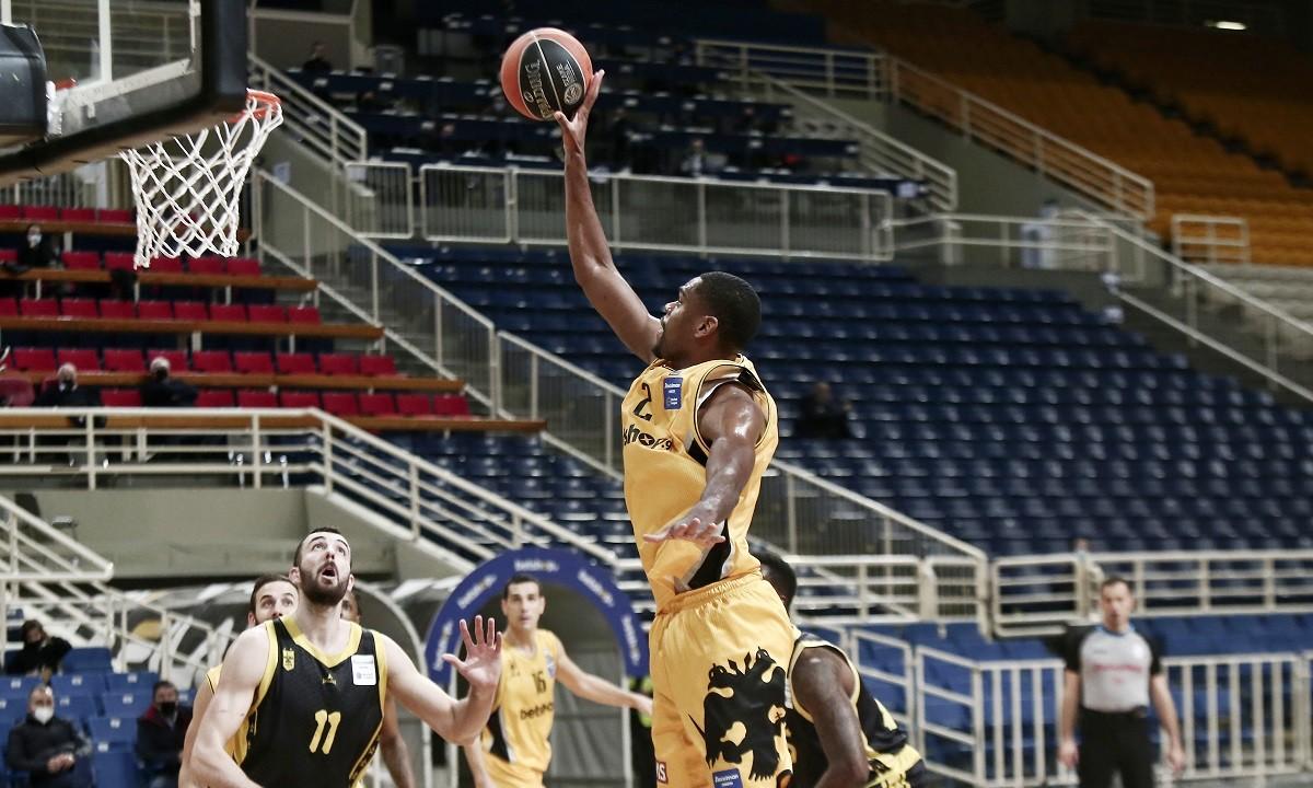 ΑΕΚ- Άρης 84-67: Καθάρισε μέσα σε δυόμιση λεπτά | sportime.gr
